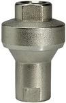 Inline-Druckregler für Wasser-/Druckluftanwendungen, G 1/4, 8 bar