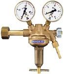 Flaschendruckregler, 200 bar, Kohlendioxid, Arbeitsdruck 0-10 bar