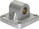 Schwenkaugenbefestigung, für Kompakt-/Normzylinder, Kolben-Ø 50