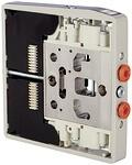 Ventilscheibe HDM, Anschl.4mm, 3/2-Wege monostabil NC und NO