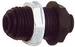Schottverschraubung POM, G 1/2, für Schlauch-Außen-Ø 10 mm
