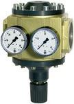Großdruckregler mit 2 Manometern, G 2, Regelbereich 0,5 - 16 bar