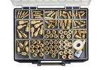 Sortimentsbox, Schnellverschlusskuppl. u. Stecknippel NW 7,2 »cl«