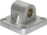 Schwenkaugenbefestigung, für Kompakt-/Normzylinder, Kolben-Ø 40