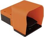 3/2-Wege Fußventil monostabil, nicht rastend, mit Fußschutz, M5