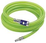 PVC-Gewebeschlauch-Set leuchtgrün, Schlauch-ø 15x9, Länge 10 m